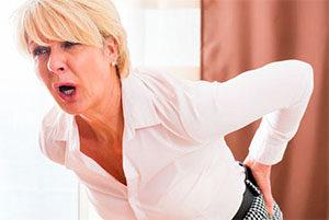 Острая боль в пояснице – люмбаго (поясничный прострел)
